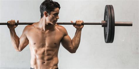 barbell complex 4 barbell complex workouts for conditioning