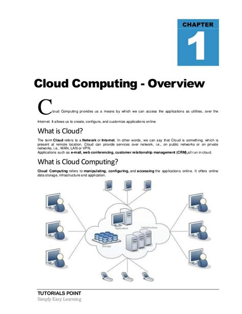 tutorialspoint mobile computing cloud computing tutorialspoint