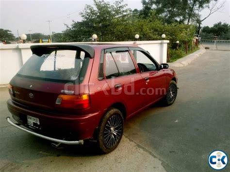 Toyota Starlet Price In Bangladesh Toyota Starlet Soleil L Clickbd