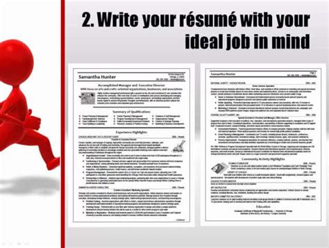 Resume Writing Essentials 7 Essential Resume Writing Tips