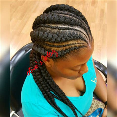different braid styles in nigeria another 30 stylish cornrows braids for african women