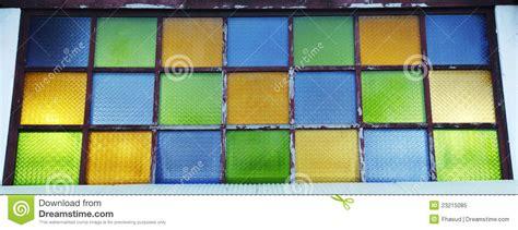 fensterglas preise bunt vom fensterglas lizenzfreies stockfoto bild 23215085