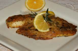 kitchen corner try it baked tilapia with mint mayo marinade
