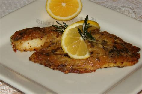 baked tilapia with mint mayo marinade