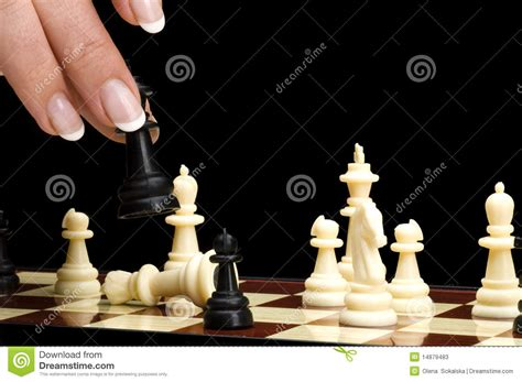 Play Chess And Win Money - play chess stock photos image 14879483