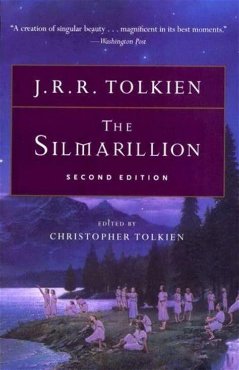 Pdf J R R Tolkien The Silmarillion by The Silmarillion By J R R Tolkien Book Review