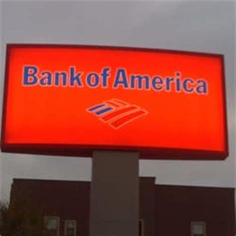Bank Of America Bank Building Societies 1001 S