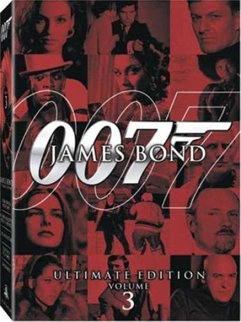 james bond volume 1 bestselling movies 2006 covers 3000 3049