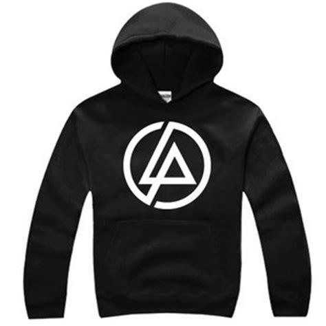 Jaket Hoodie Logo Linkin Park linkin park lp logo sleeve pullover hoodie linkin park fanpop