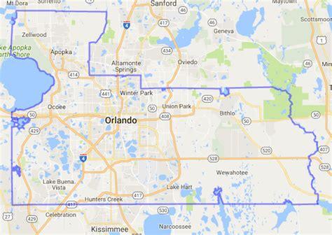 map orange county florida how many states fewer residents than orange county