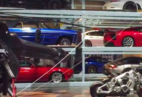fast and furious 8 budget fast furious 8 garage 224 17 millions de dollars