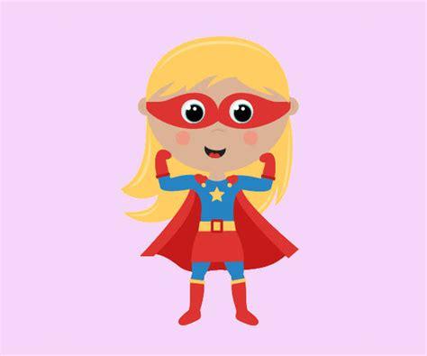 superhero clip arts  vector eps jpg png format