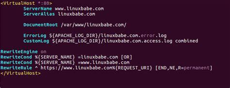 properly enable https  apache  lets encrypt  ubuntu