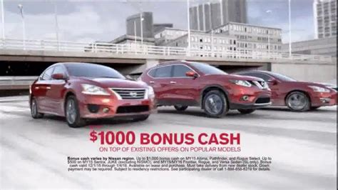 nissan christmas 2016 altima commercial song share the knownledge
