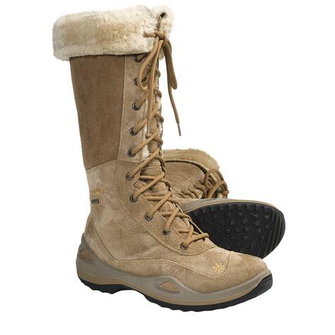 lowa lavaia tex 174 hi winter hiking boots waterproof