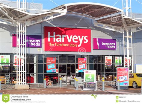 Harveys Furniture Bolton by Entrance With Sale Signs To Harveys Furniture Store