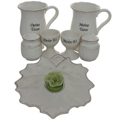 Mein Garten Und Ich 4991 by 7 Tlg Geschenkeset Keramik Quot Meine Tasse Deine Tasse