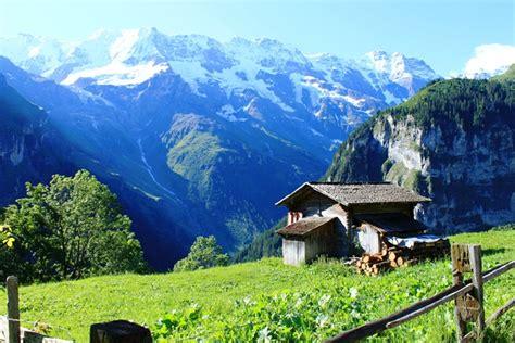 European Homes switzerland tour package from delhi mumbai holiday travel