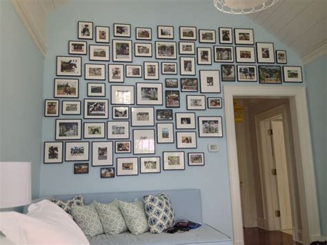 picture hanging ideas 17 family photo wall ideas you can try to apply in your