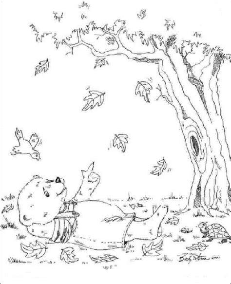 autumn farm coloring page ausmalbilder herbst 15 kostenlose ausmalbilder zeichnung