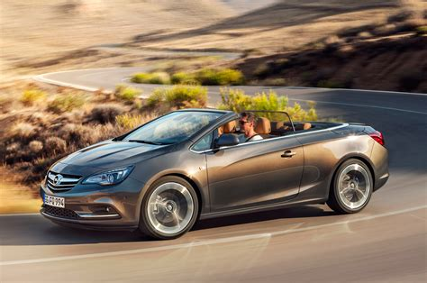 opel cascada convertible buick to add convertible midsize crossover by 2016