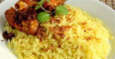 cara membuat nasi kuning jawa resep masakan jawa
