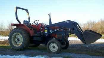 Used Farm Tractors For Sale Zetor 3320 W Allied 395