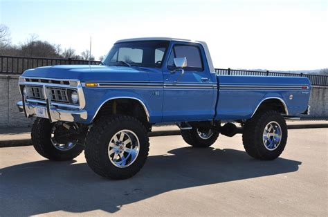 4x4 Ford by 1973 Ford F 100 Ranger 4x4