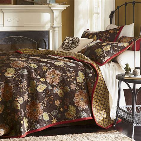 fall bedding embrace the season with fall home decorating ideas