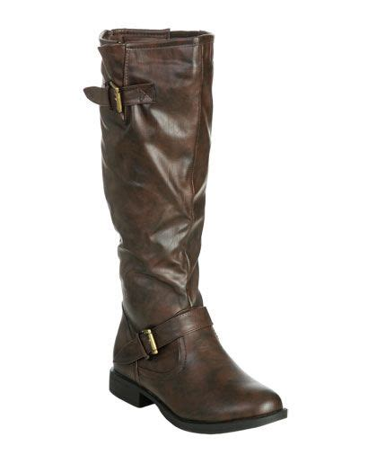 wide moto boots 17 best images about boots and shoes on pinterest brown
