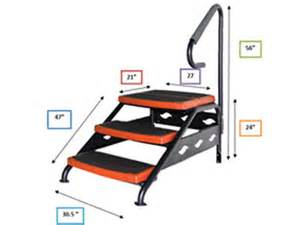 spa side handrail tub accessories coast spas tubs