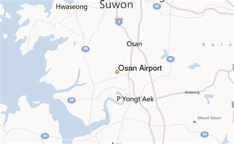 us air bases in korea map osan korea air base images