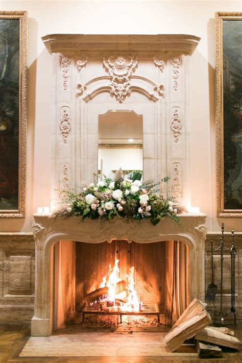 Wedding Fireplace by 17 Best Ideas About Wedding Fireplace Decorations On