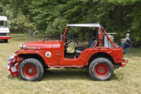 jeep brush truck 260 best jeep and brush trucks images on