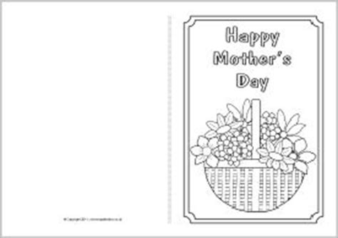 mothersday card template 17 best images about s day printables on