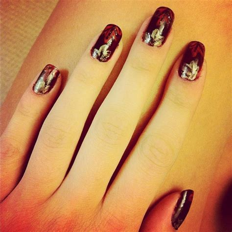 Fall Nail Designs Pictures fall nail designs 2015 yve style