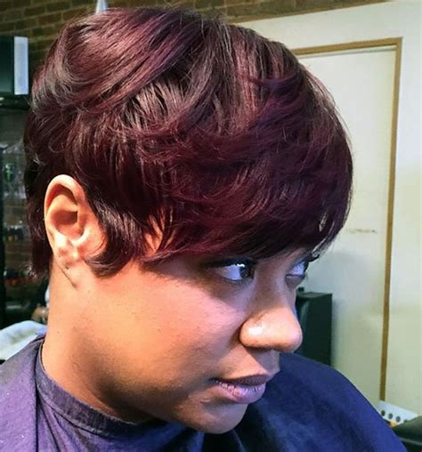 really cute pixie cuts for afro hair 25 cool african american pixie haircuts for short hair