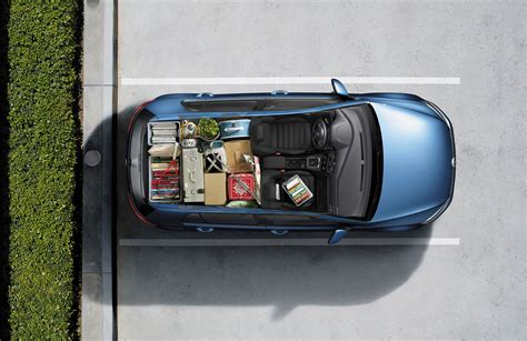 volkswagen golf trunk 6 cars the volkswagen golf has more cargo space than