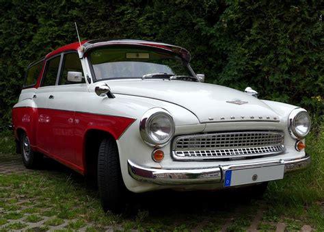 Wartburg Auto Geschichte by Ddr Fahrzeuge Trabant Wartburg Barkas 355471 Wartburg