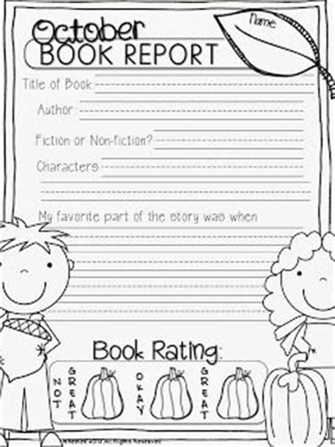 book reports for 1st grade book report activities for grade cheeseburger book
