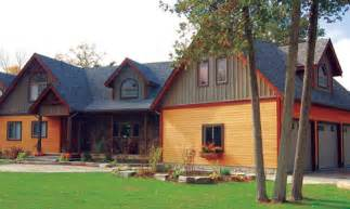 Custom Design Kit Home by House Plans Craftsman Linwood Custom Homes