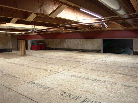 easy basement flooring basement flooring last look
