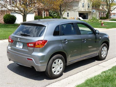 how cars run 2011 mitsubishi outlander sport auto manual review 2011 mitsubishi outlander sport the truth about cars