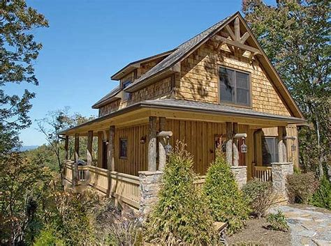classic small rustic home plan 18743ck 2nd floor plan 18743ck classic small rustic home plan 2nd floor