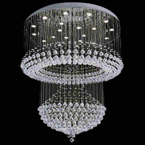 kronleuchter modern edelstahl brizzo lighting stores 42 quot chateaux modern foyer