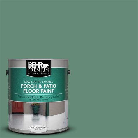 behr premium 1 gal pfc 44 green adirondack low lustre