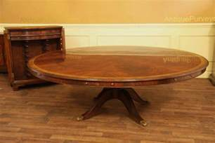 Large Circular Dining Table Furniture Photo Dining Room Tables Seats Images