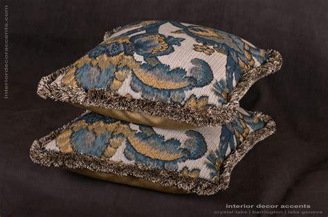 Designer Pillows by Jofa Renaissance Tapestry Decorative Pillows