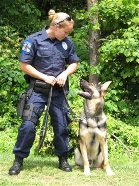 K9 Officer by K 9 Officer Injured In The Line Of Duty