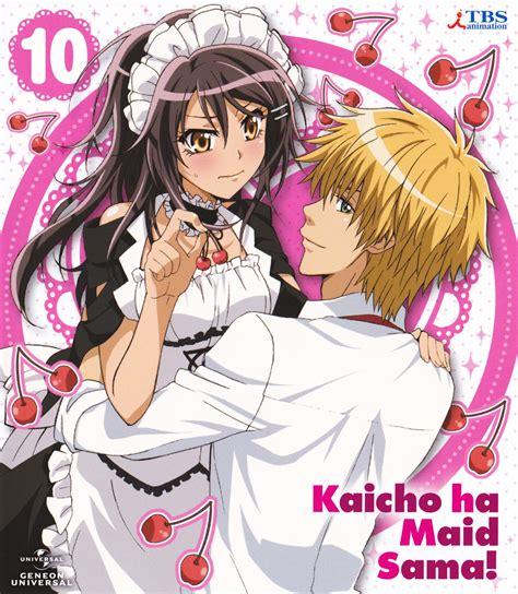 kaichou wa sama anime y kaichou wa sama